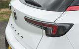 9 Vauxhall Mokka 2021 long term rear lights