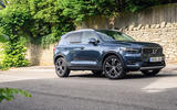 Volvo XC40 Recharge T5 2020 long-term review - static