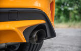Ford Focus ST 2020 long-term review - exhaust