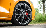 Ford Focus ST 2020 long-term review - alloy wheels