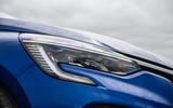 2020 Renault Clio TCe 130 R.S Line - light
