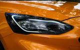 Ford Focus ST 2020 long-term review - headlights