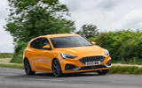 Ford Focus ST 2020 long-term review - hero front