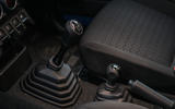 Suzuki Jimny 2019 long-term review - gearstick