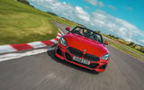 BMW Z4 long-term review - on circuit front 2