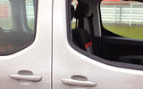 Citroen Berlingo long-term review - window edge