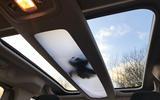 Citroen Berlingo long-term review - modutop storage filled