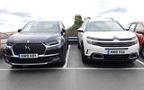 DS 7 Crossback 2019 long-term review - 7 meets C5 Aircross
