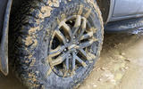 Ford Ranger Raptor 2019 long term review - off-road tyres