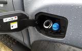 Ford Ranger Raptor 2019 long term review -fuel filler