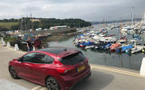 Ford Focus long-term review - Cornwall dock rear