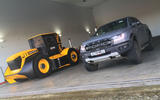 Ford Ranger Raptor 2019 long term review - with the world's fastest tractor