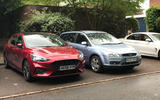 Ford Focus 2019 long-term review - 1960s parking