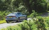 Jaguar XE 2020 facelift - rear
