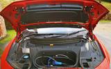Jaguar I-Pace 2019 long-term test review - frunk