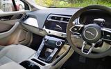 Jaguar I-Pace 2019 long-term test review - interior
