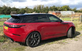 Land Rover SVAutobiography Dynamic long-term review - rear