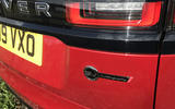 Land Rover SVAutobiography Dynamic long-term review - badge