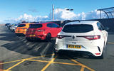 Renault Megane RS 280 2019 long-term review - race track