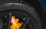 McLaren 720S long term - tyres