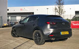Mazda 3 long term review - rear end