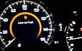 Mazda 3 2019 long term review - fuel warning