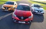Renault Megane RS 280 2019 long-term review - on track