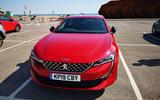 Peugeot 508 2019 long-term review - car park