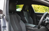 Peugeot 508 SW long-term review - front seats