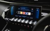 Peugeot 508 SW long-term review - infotainment