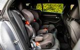 Peugeot 508 SW long-term review - child seats