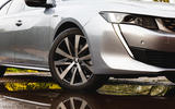 Peugeot 508 SW long-term review - front lights