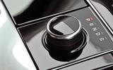 Range Rover Velar 2019 long-term review - rotary controller