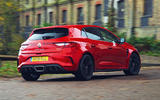 Renault Megane RS 280 2019 long-term review - action rear
