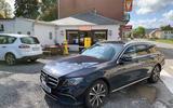 Mercedes E300de 2019 long-term review - Spa Classic Friterie