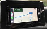 Suzuki Jimny 2019 long-term review - Apple Carplay