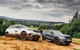 Range Rover Velar 2019 long-term review - at Land Rover experience centre