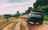 Range Rover Velar 2019 long-term review - on two wheels rear