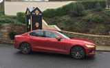 Volvo S60 T5 2020 long-term review - parked