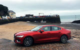 Volvo S60 T5 2020 long-term review - Jersey beach