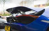 McLaren 720S 2019 long-term review - spoiler