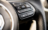 MG ZS 2019 long-term review - steering wheel buttons
