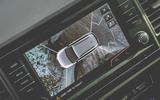 Cupra Ateca 2019 long-term review - parking camera