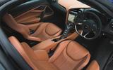 McLaren 720S 2019 long-term review - cabin