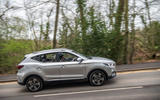 MG ZS 2019 long-term review - hero side