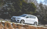Cupra Ateca 2019 long-term review - on the road left