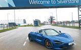 McLaren 720S 2019 long-term review - silverstone
