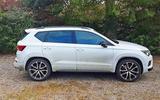 Cupra Ateca 2019 long-term review - parked