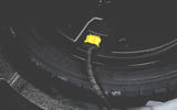 Cupra Ateca 2019 long-term review - spare wheel