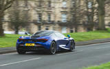 McLaren 720S 2019 long-term review - hero rear